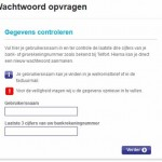 xs4all webmail wachtwoord vergeten scherm